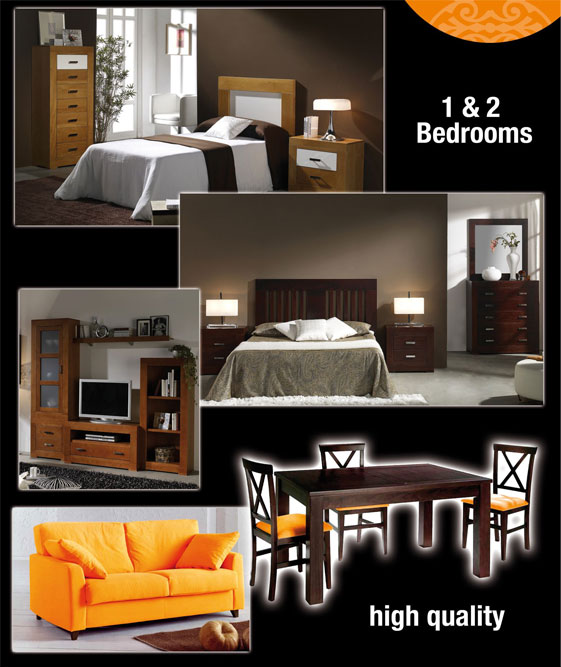 Calabria Furniture Pack